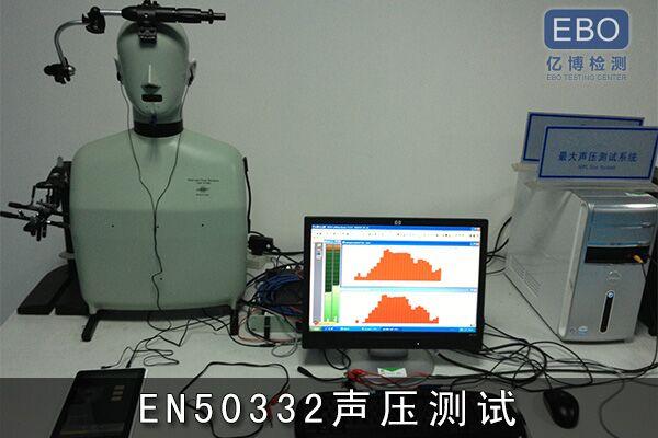 EN50332标准